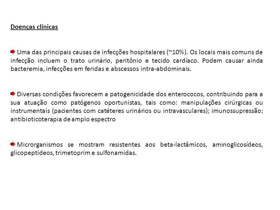 Doenças clínicas