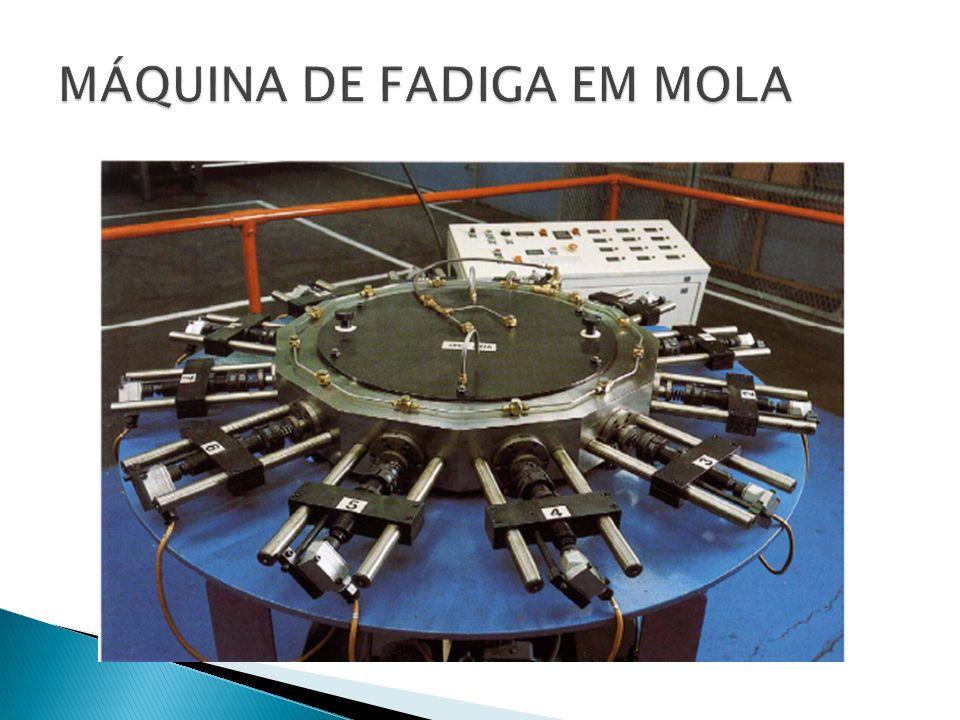 MÁQUINA DE FADIGA EM MOLA