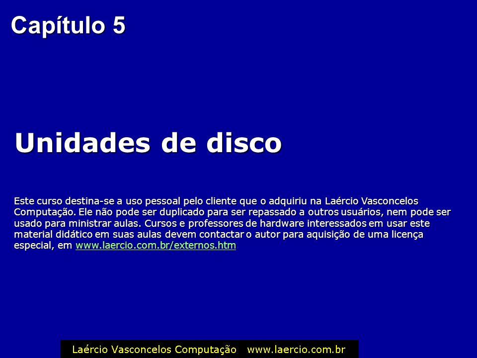 Unidades de disco Capítulo 5