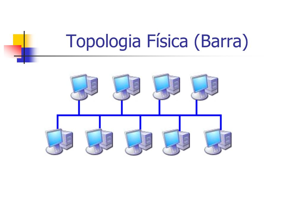 Topologia Física (Barra)