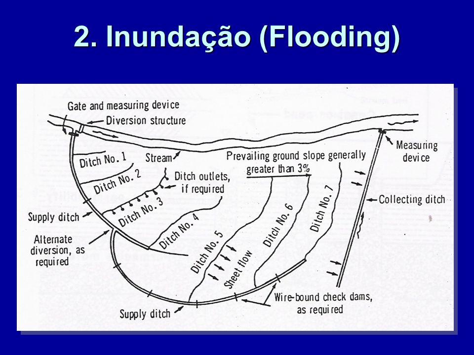 2. Inundação (Flooding)