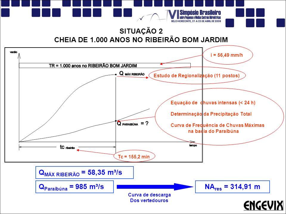 CHEIA DE 1.000 ANOS NO RIBEIRÃO BOM JARDIM