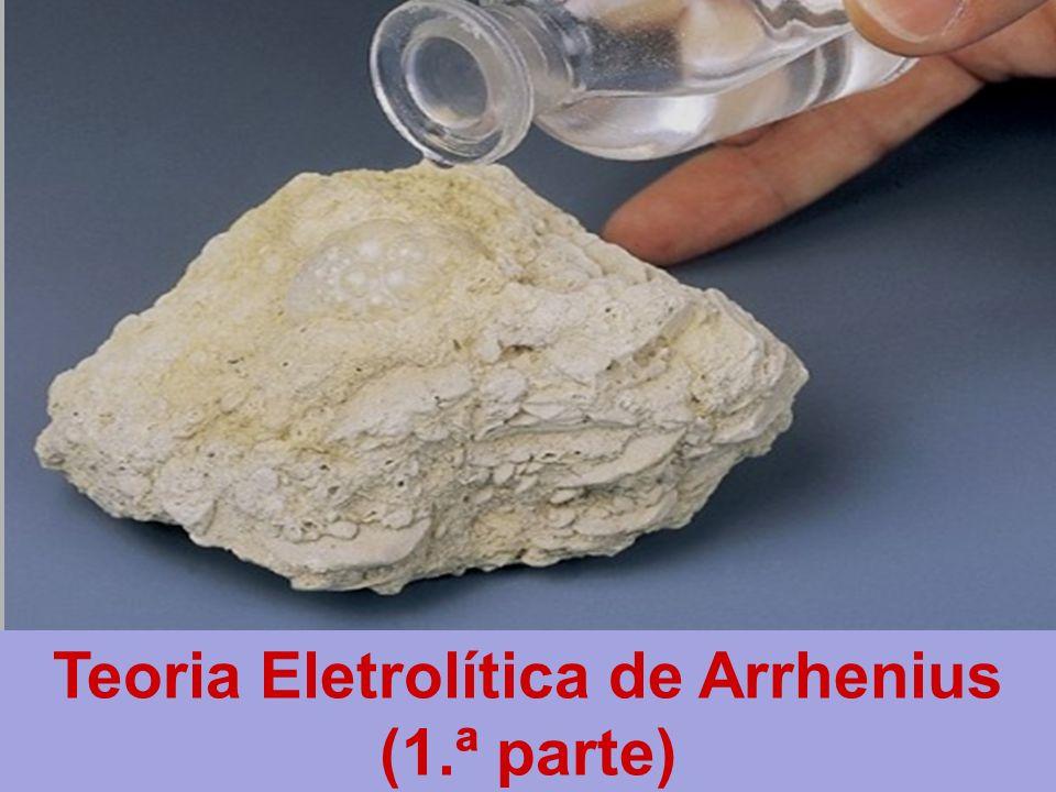 Teoria Eletrolítica de Arrhenius