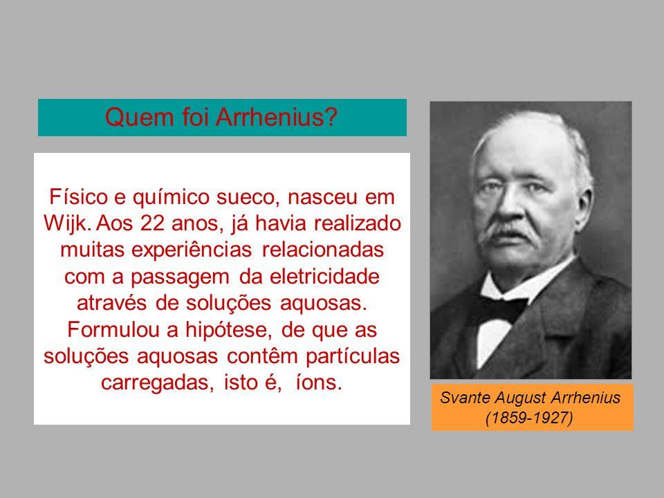 Svante August Arrhenius