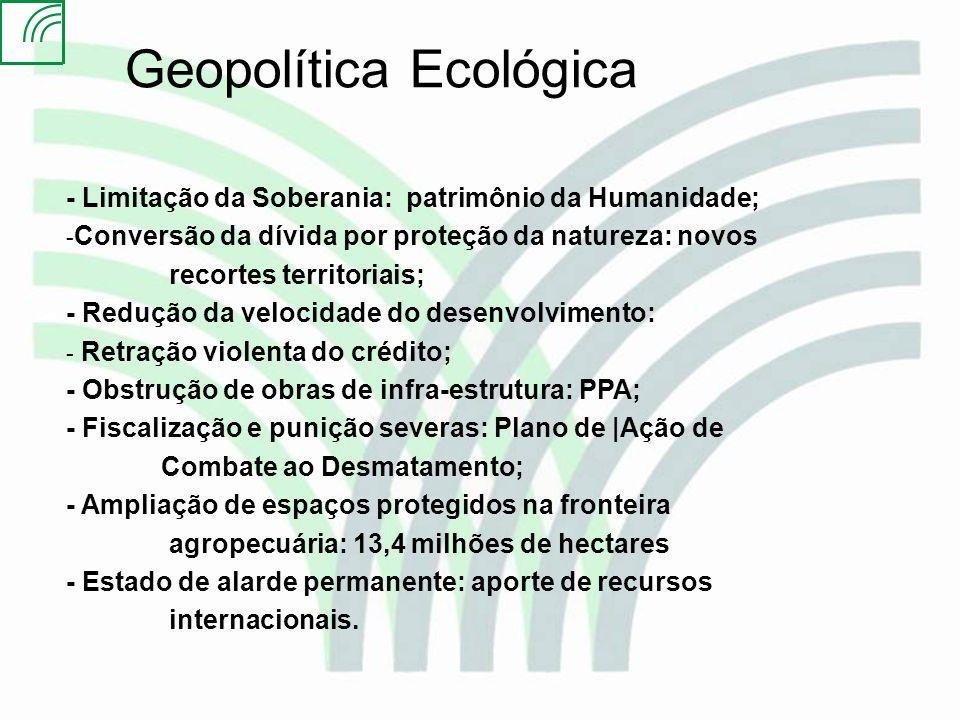 Geopolítica Ecológica
