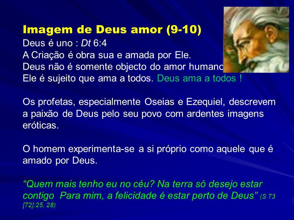 Imagem de Deus amor (9-10)