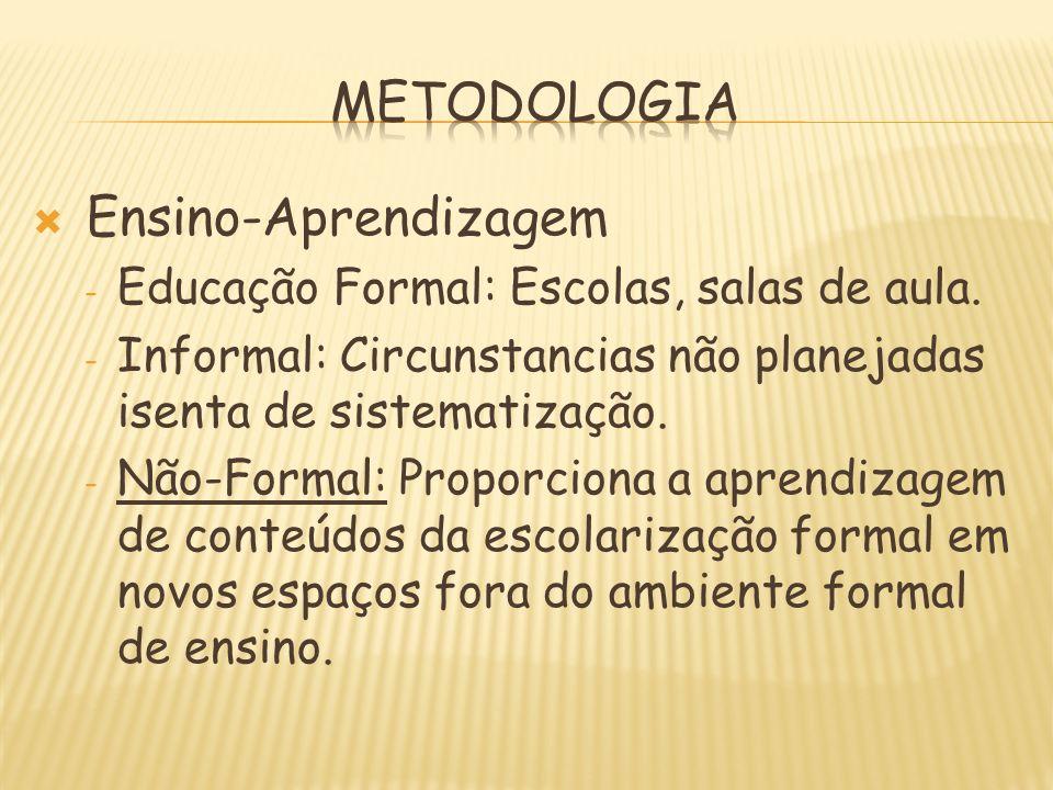 metodologia Ensino-Aprendizagem