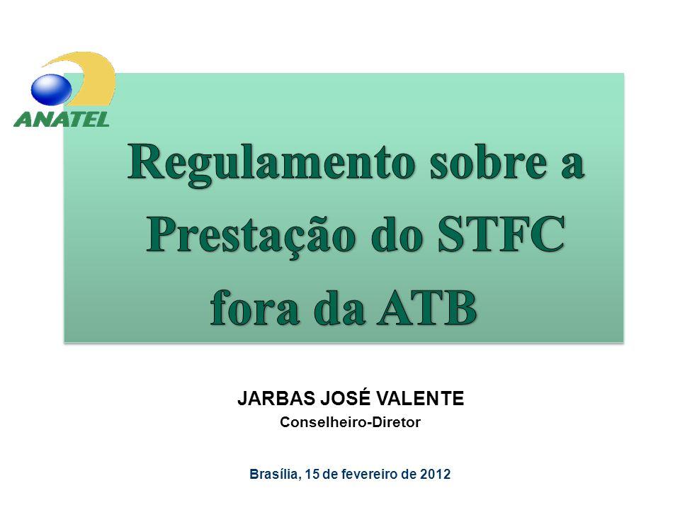 Brasília, 15 de fevereiro de 2012