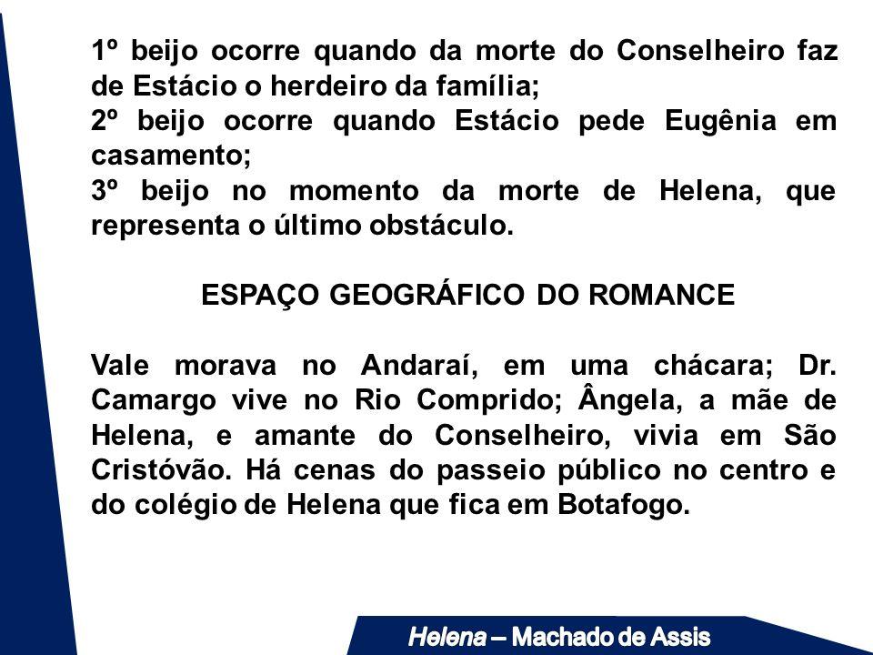 ESPAÇO GEOGRÁFICO DO ROMANCE
