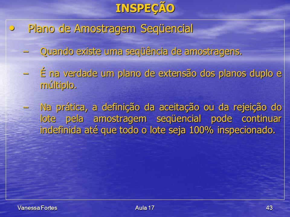 Plano de Amostragem Seqüencial