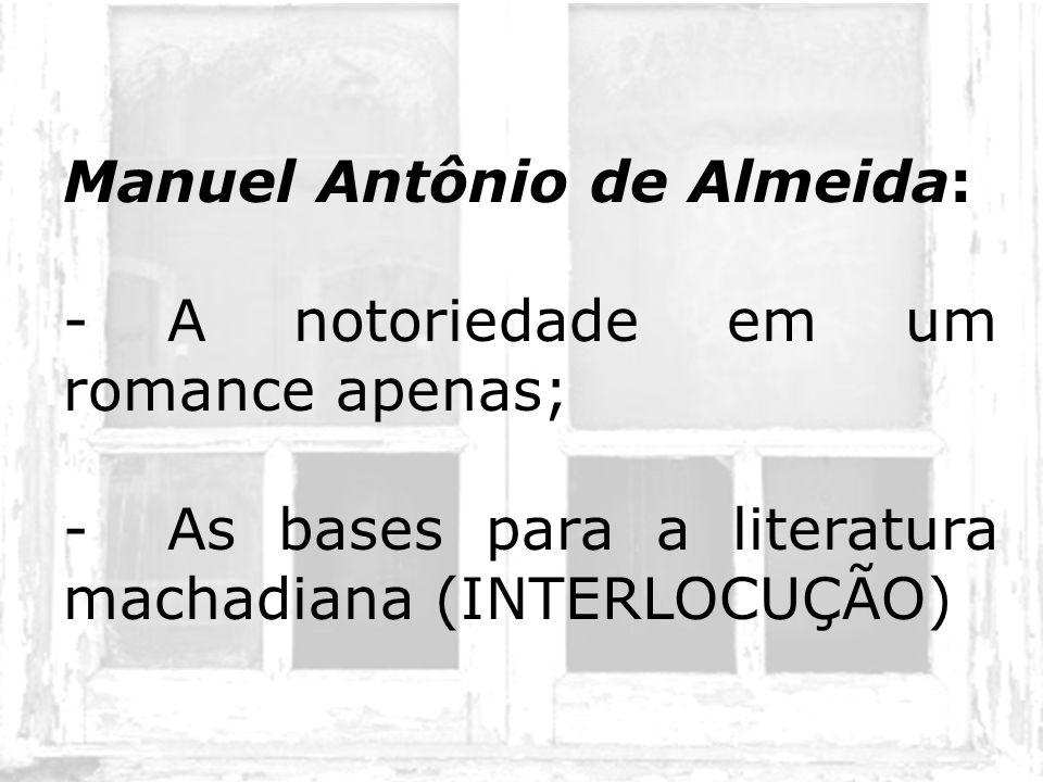 Manuel Antônio de Almeida: