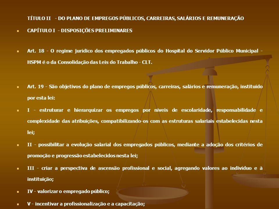 CAPÍTULO I - DISPOSIÇÕES PRELIMINARES