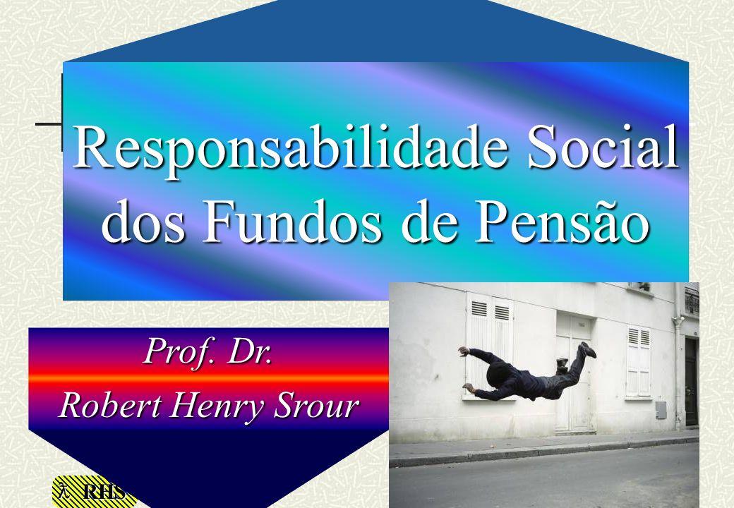 Responsabilidade Social dos Fundos de Pensão