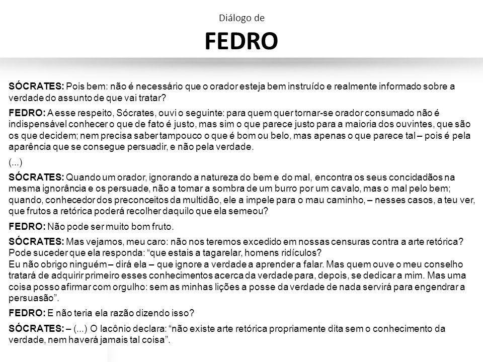Diálogo de FEDRO
