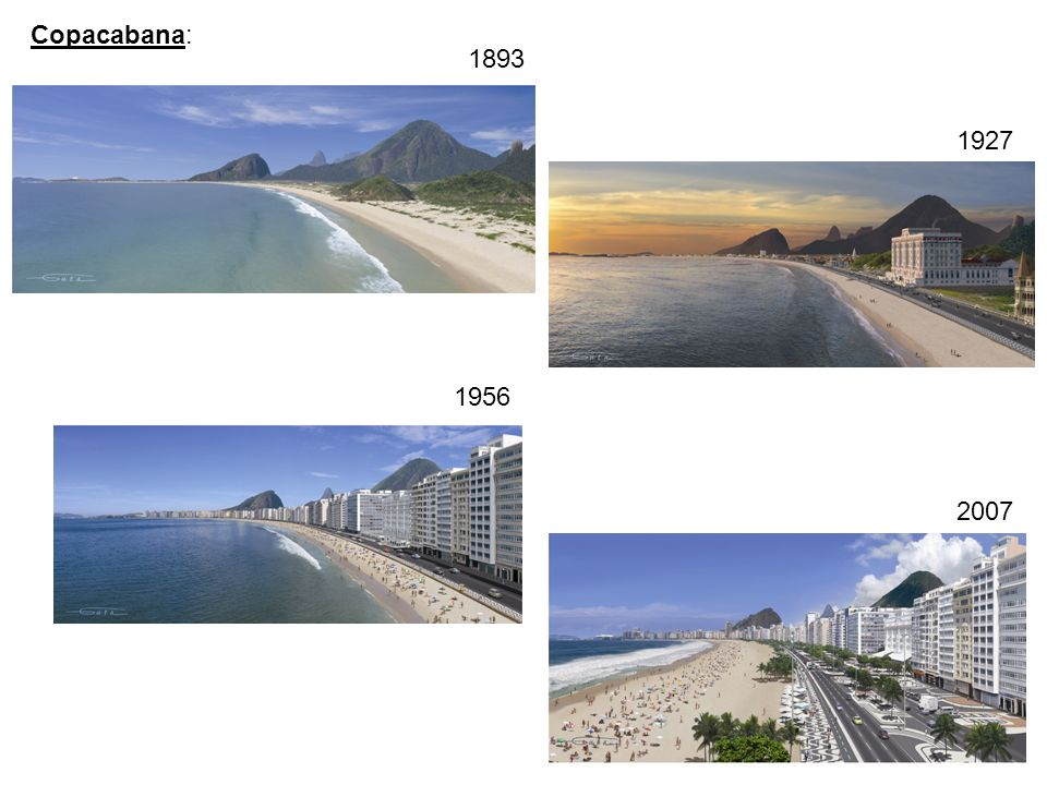 Copacabana: 1893 1927 1956 2007