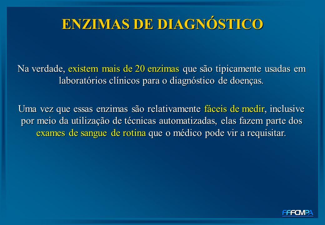 ENZIMAS DE DIAGNÓSTICO