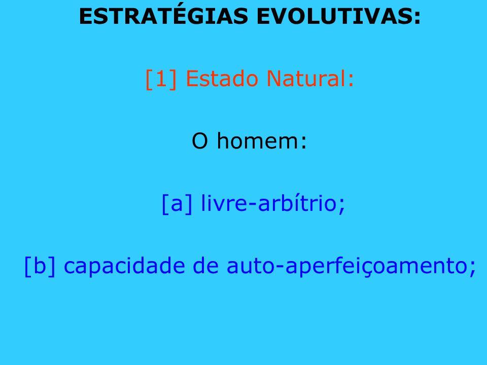 ESTRATÉGIAS EVOLUTIVAS: