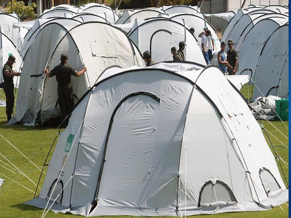 A empresa ShelterBox pelo Rotary Club de Helston-Lizard – Inglaterra