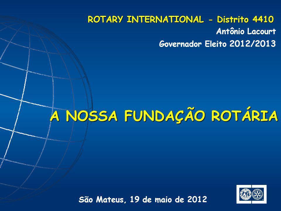 ROTARY INTERNATIONAL - Distrito 4410