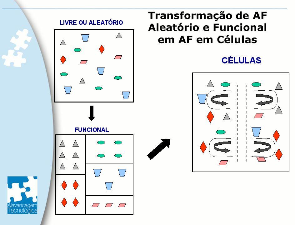 Transformação de AF Aleatório e Funcional