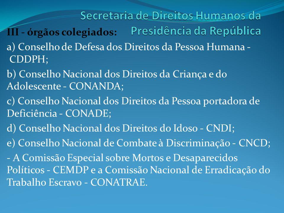 Secretaria de Direitos Humanos da Presidência da República