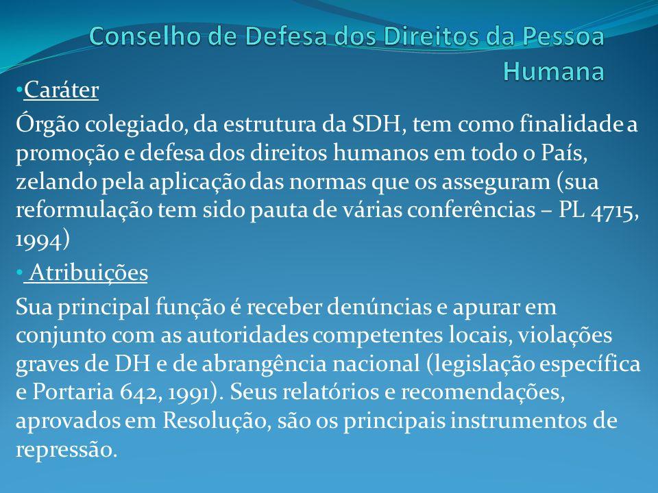 Conselho de Defesa dos Direitos da Pessoa Humana