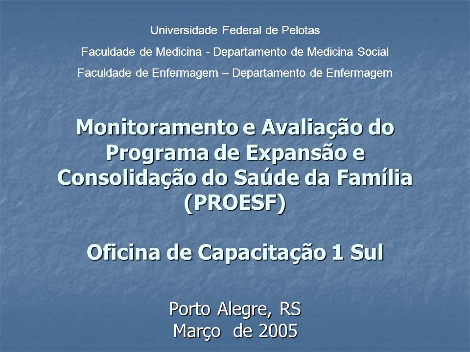 Porto Alegre, RS Março de 2005