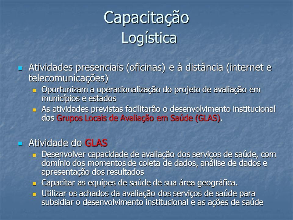 Capacitação Logística