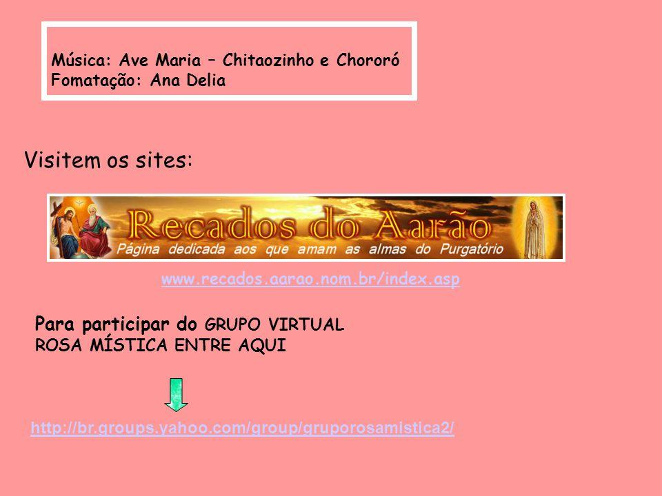 Música: Ave Maria – Chitaozinho e Chororó