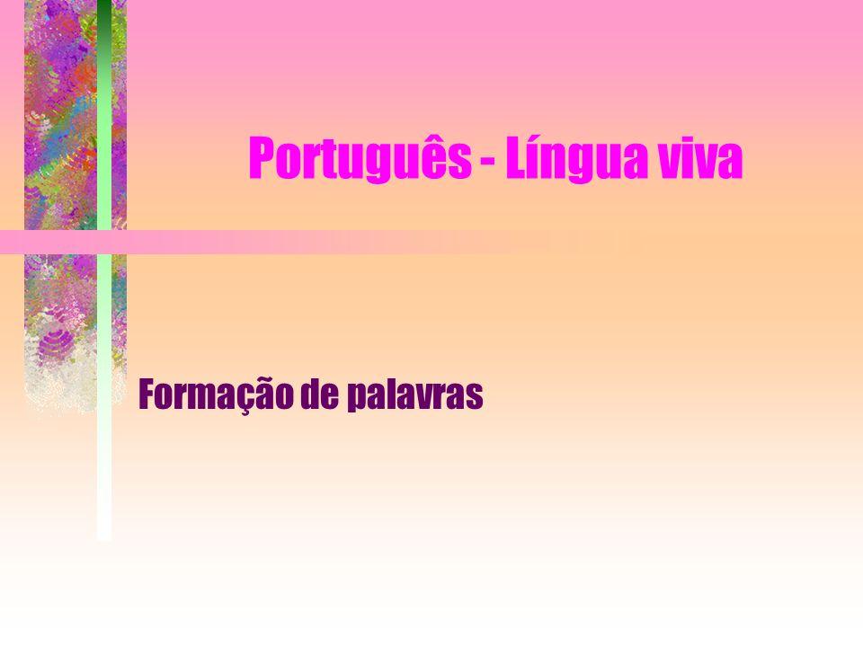 Português - Língua viva