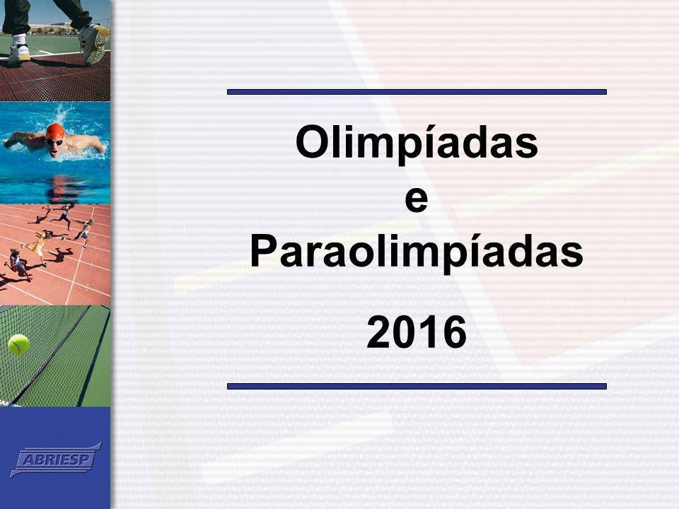 Olimpíadas e Paraolimpíadas