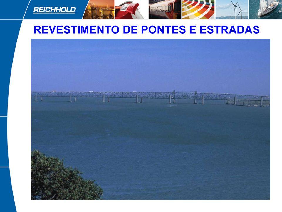 REVESTIMENTO DE PONTES E ESTRADAS