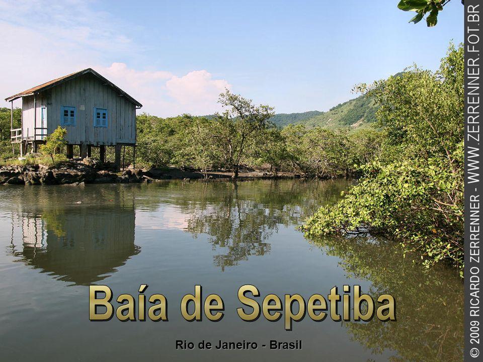 Baía de Sepetiba Rio de Janeiro - Brasil