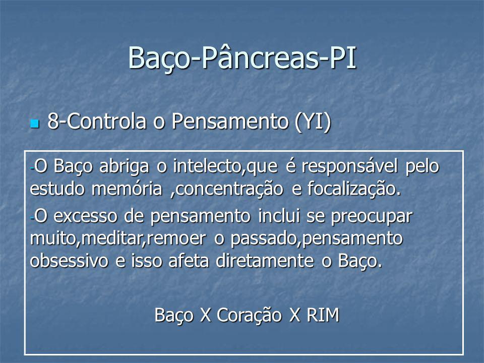 Baço-Pâncreas-PI 8-Controla o Pensamento (YI)