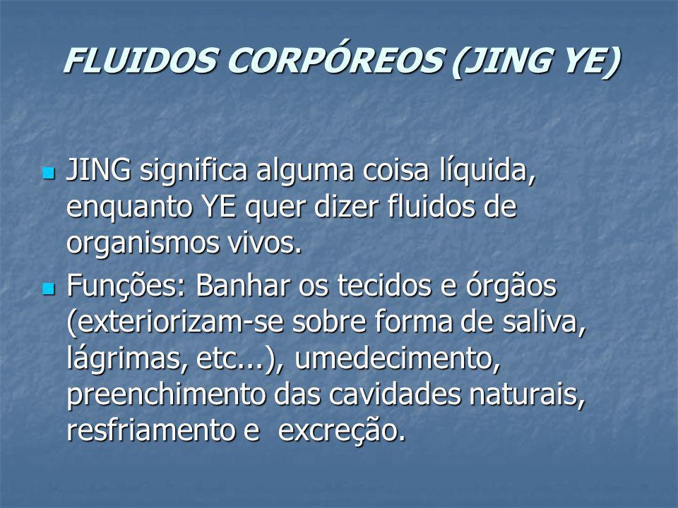 FLUIDOS CORPÓREOS (JING YE)