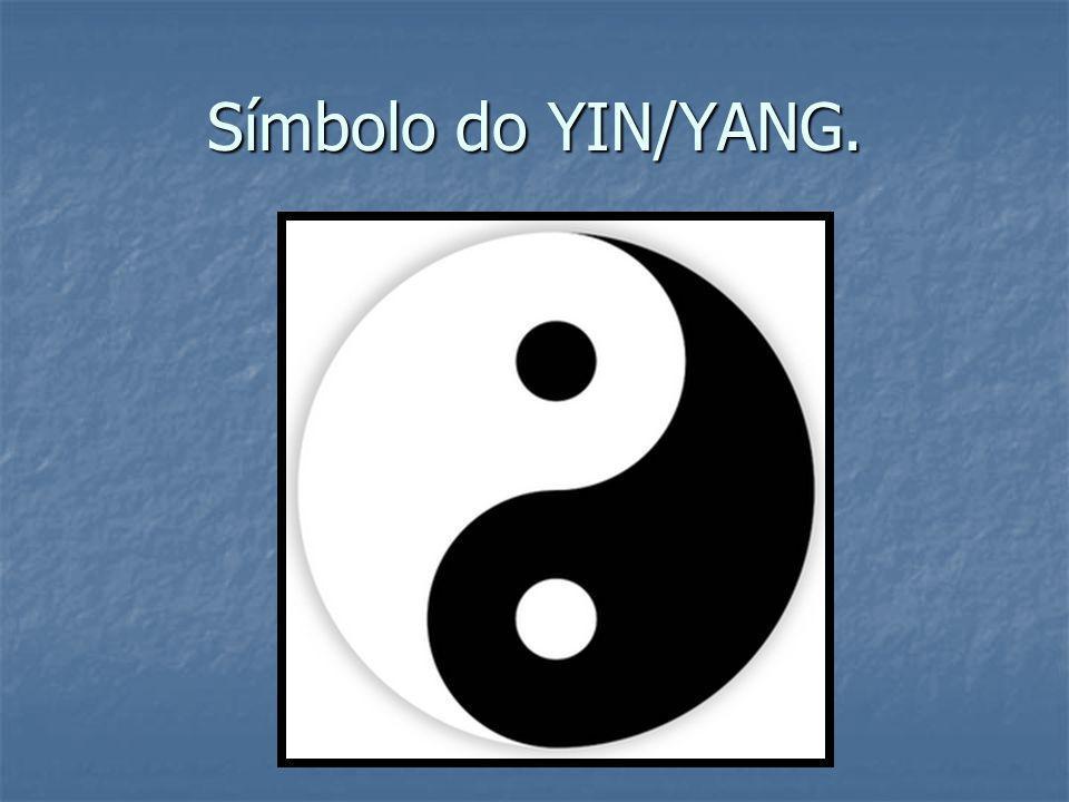 Símbolo do YIN/YANG.