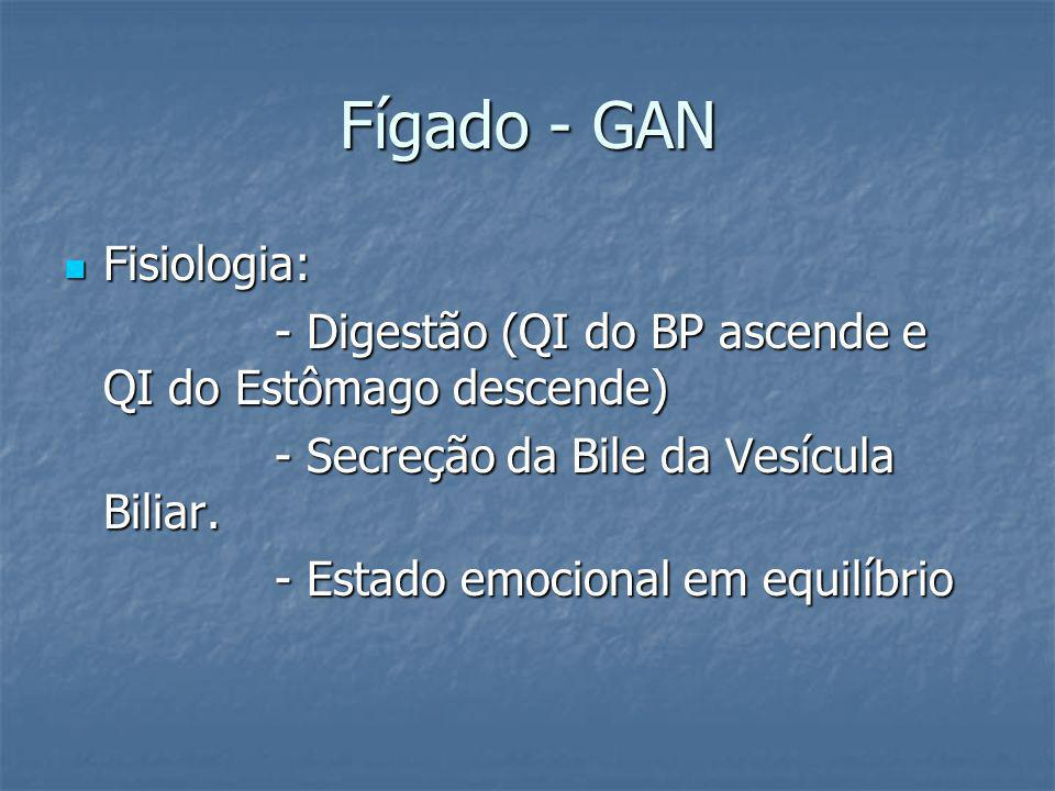 Fígado - GAN Fisiologia: