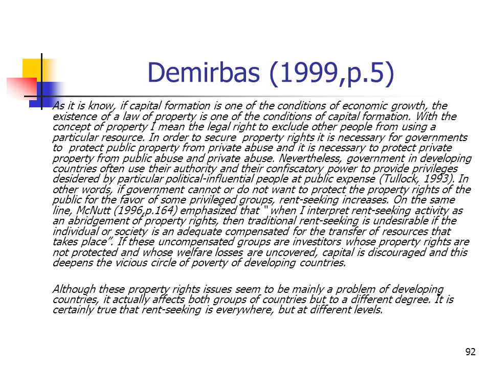 Demirbas (1999,p.5)