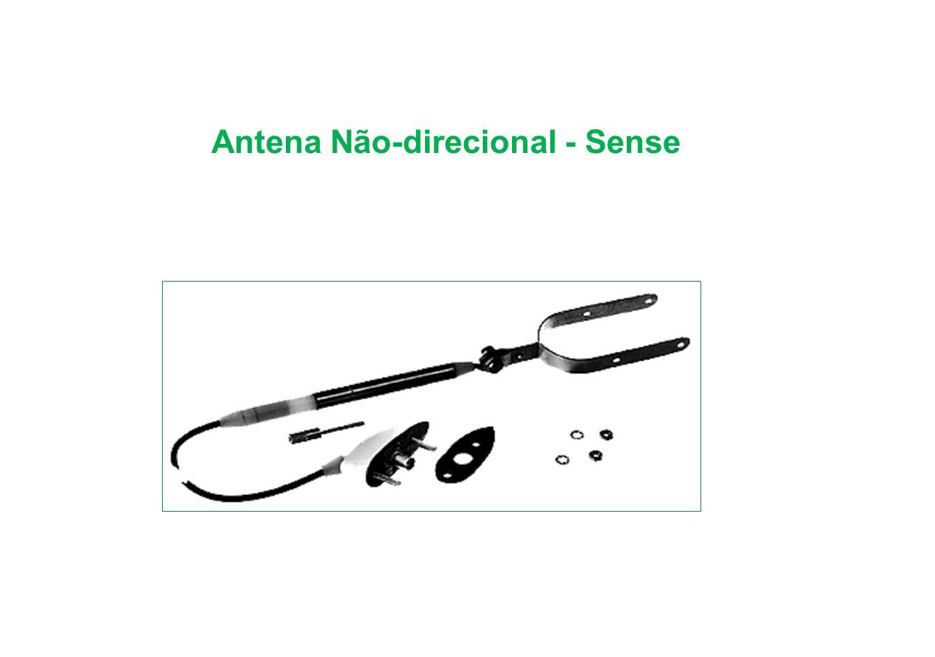 Antena Não-direcional - Sense