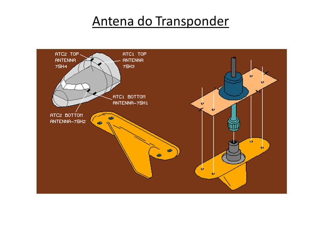 Antena do Transponder