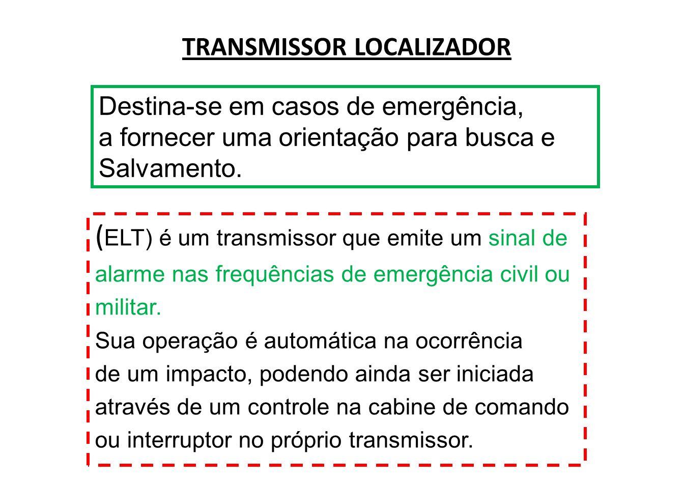 TRANSMISSOR LOCALIZADOR