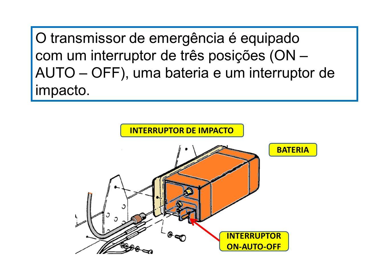 INTERRUPTOR DE IMPACTO