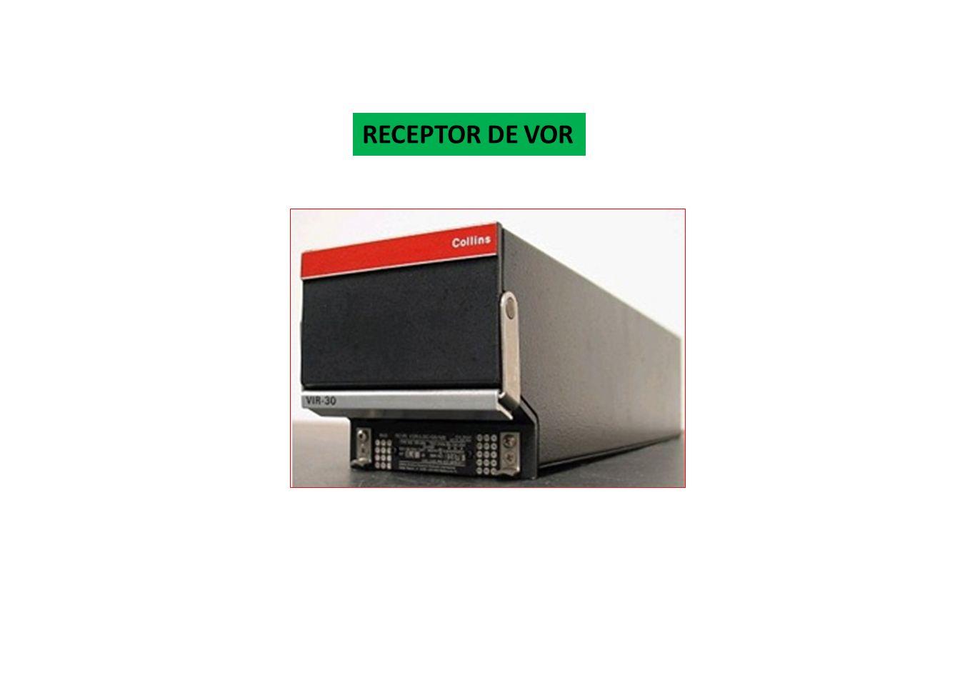 RECEPTOR DE VOR