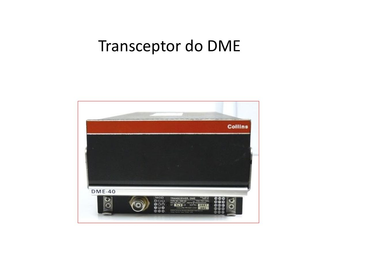 Transceptor do DME
