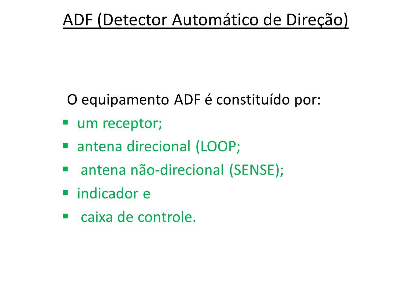 ADF (Detector Automático de Direção)