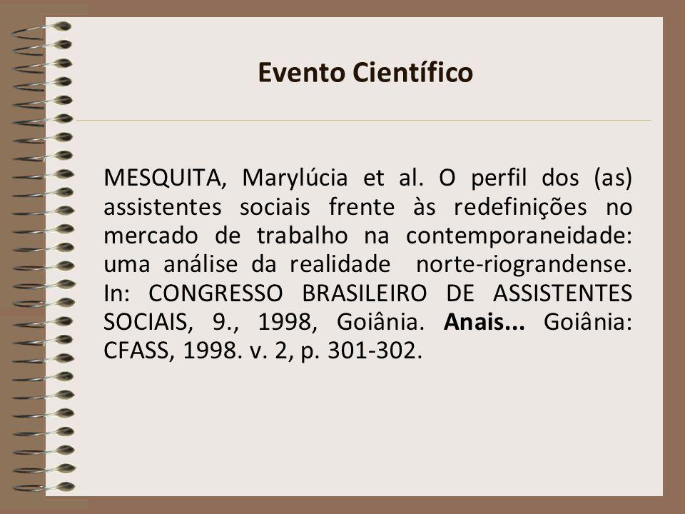 Evento Científico