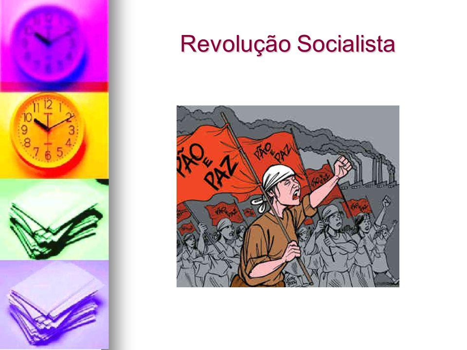 Revolução Socialista