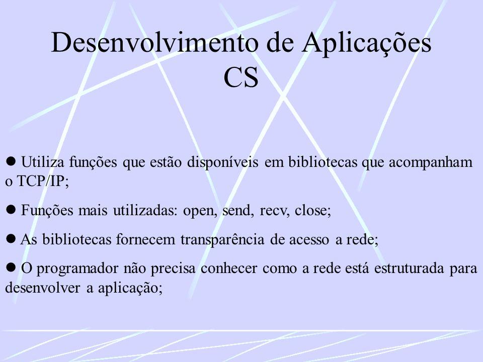 Desenvolvimento de Aplicações CS