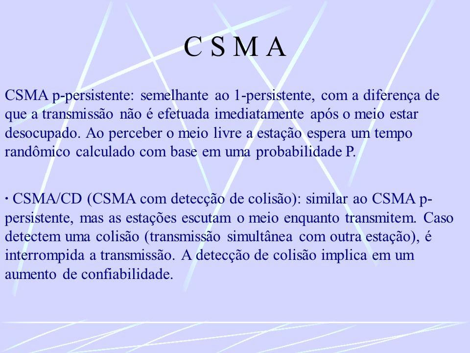 C S M A