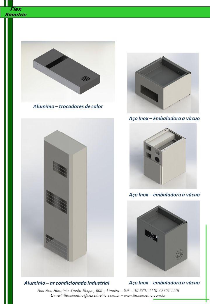 Alumínio – trocadores de calor